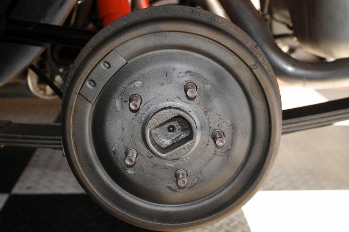 SFM6S090 Brakes Rear