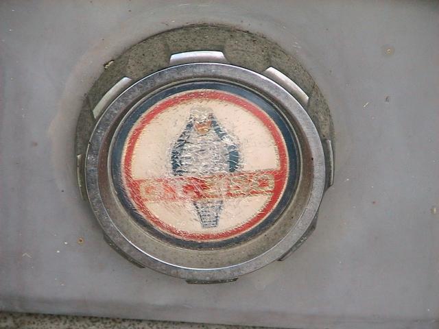 GT350 Gas Cap A - 002