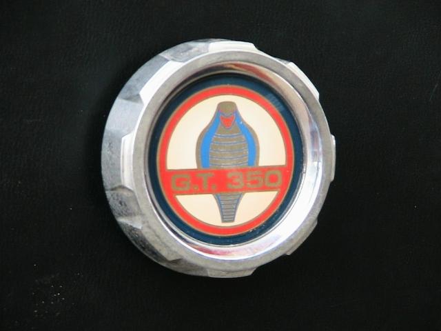 GT350 Gas Cap B - 002