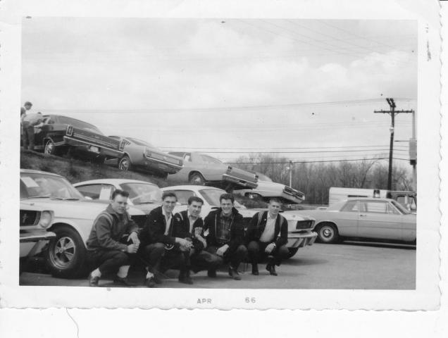 Tasca Ford - April 1966