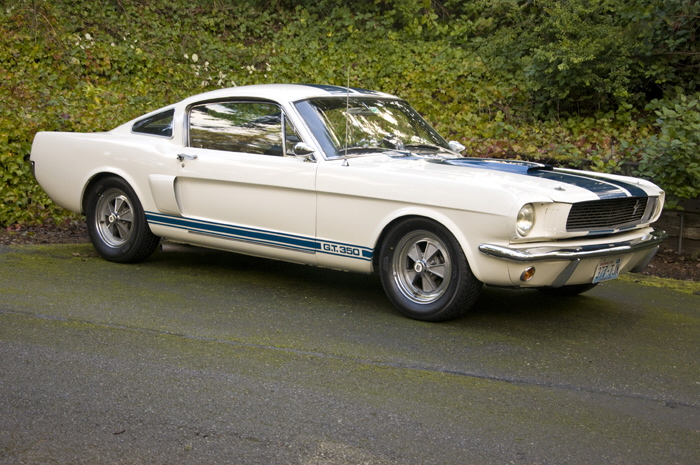 1966   66    SHELBY G.T 350 OWNER/'S MANUAL