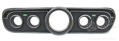 Instrument Bezel for Carryover GT350