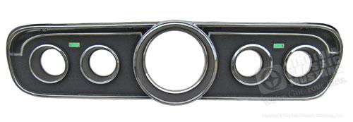 Instrument Bezel for Carryover GT350